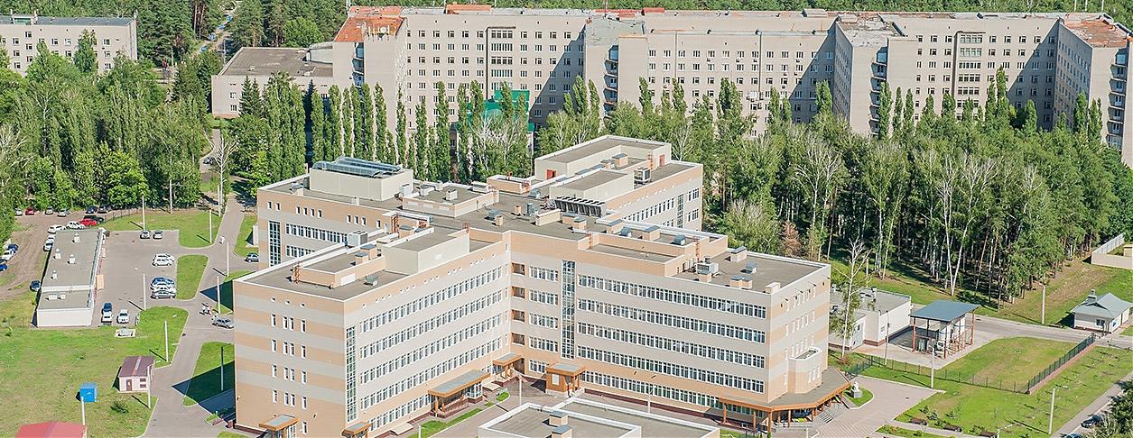 Тюмень строительство больницы